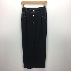 VINTAGE DONNA KAREN Pencil Skirt